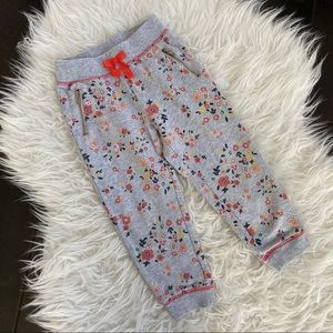 Oshkosh Genuine Kids Floral Joggers